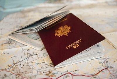 paspoort in het buitenland