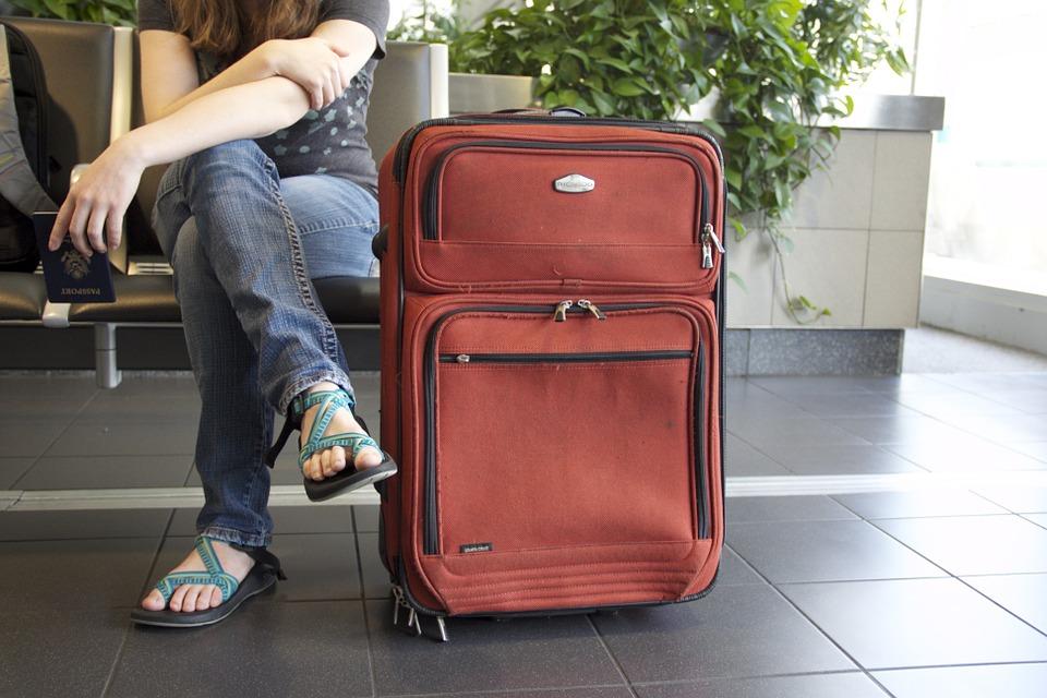 paspoort reizen