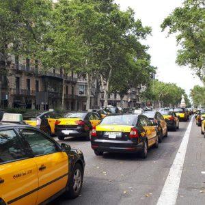 taxistaking barcelona