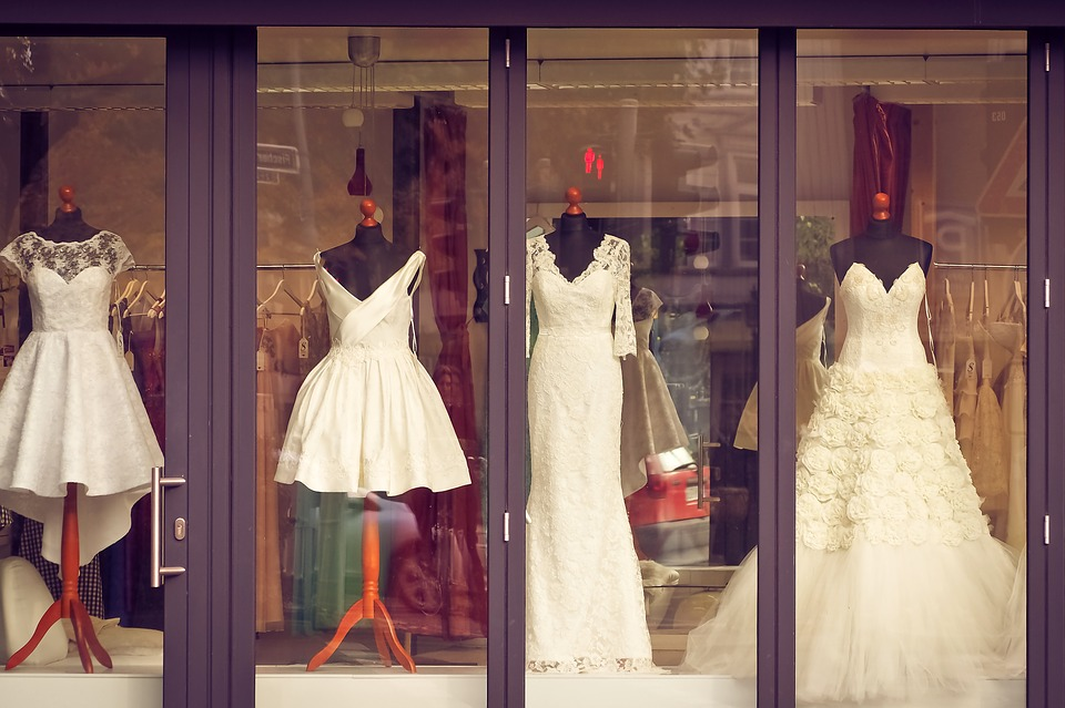 trouwplanning: bruidsjurk