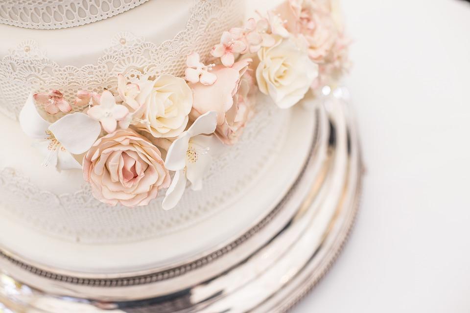 trouwplanning: bruidstaart