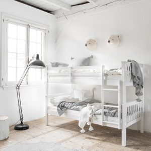 babykamer behangen of verven