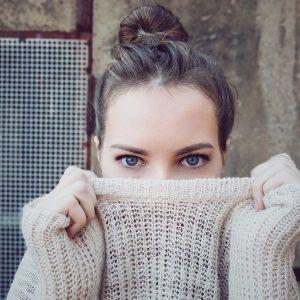 last van droge ogen