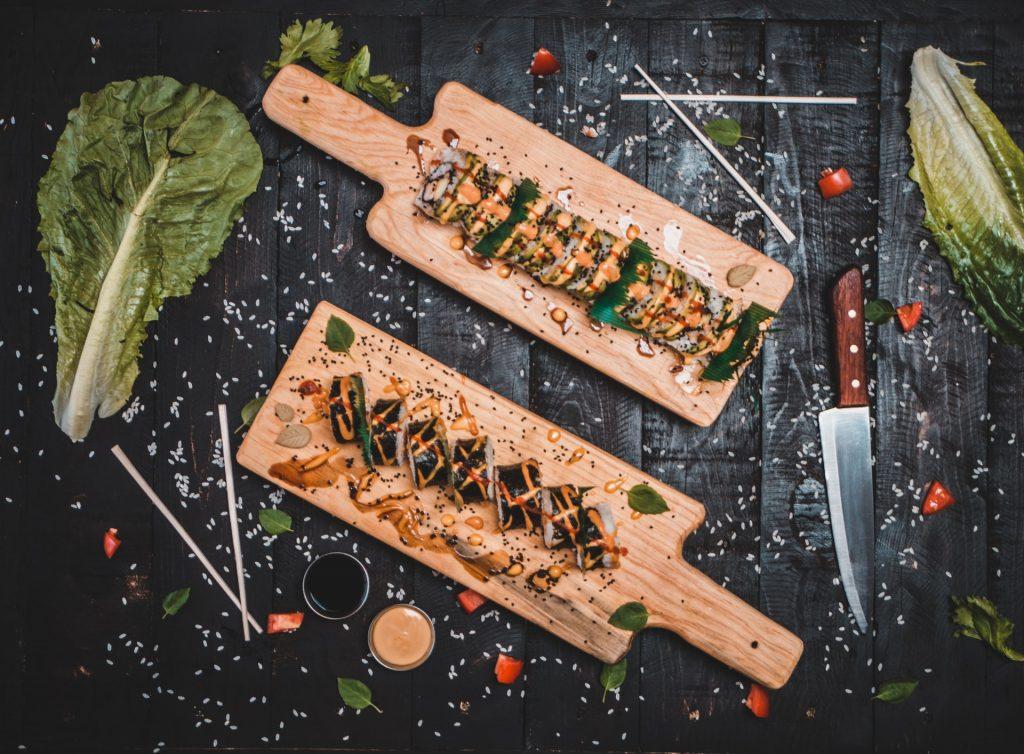 sushi liefhebber