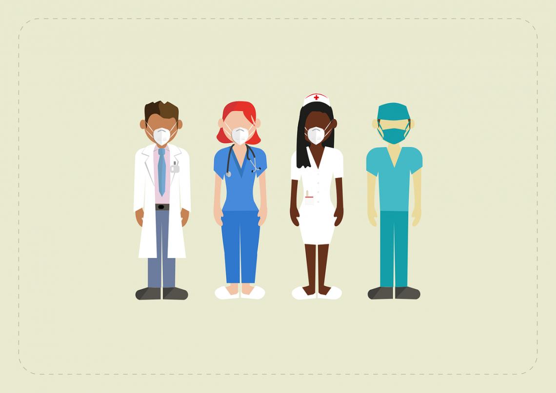 ziekenhuis series