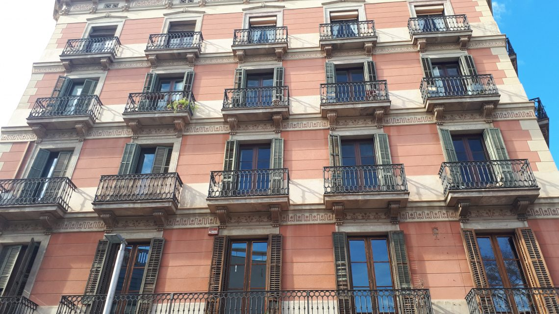 barcelona gebouwen